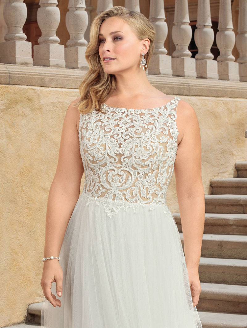 Wedding Gowns San Diego  Plus size Designer Wedding Gowns In San Diego