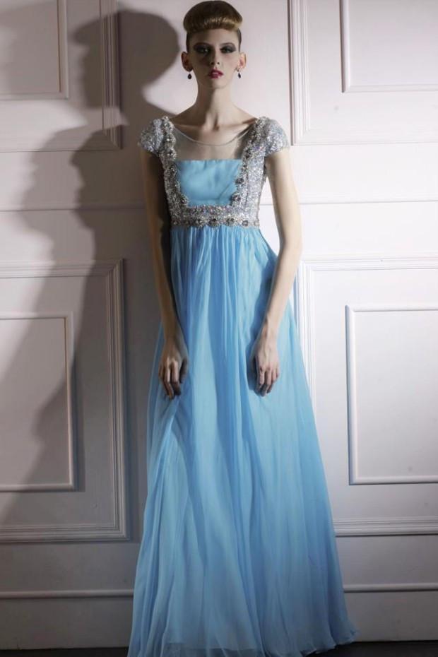 Wedding Night Gowns  Fashion & Fok Western Gown Dress for Bridal Wedding Night