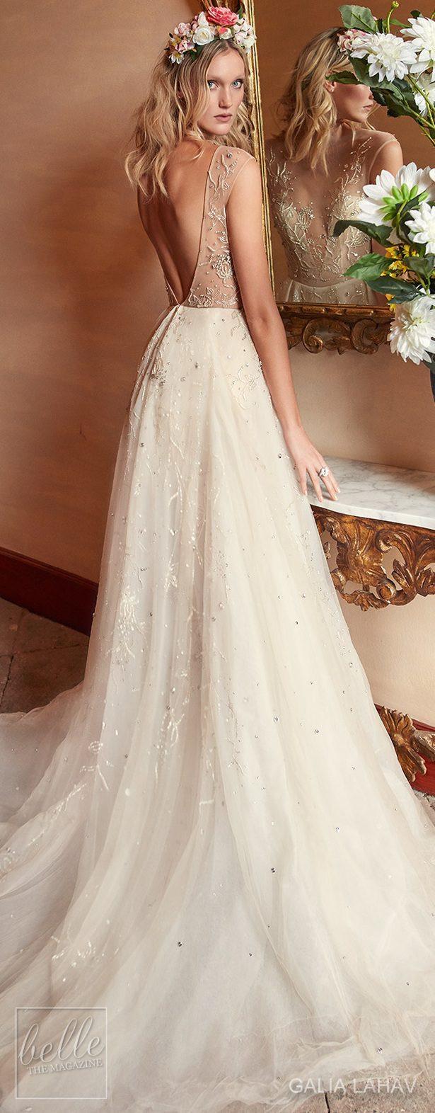 Wedding Night Gowns  Wedding Dresses by Galia Lahav Couture Bridal Fall 2018