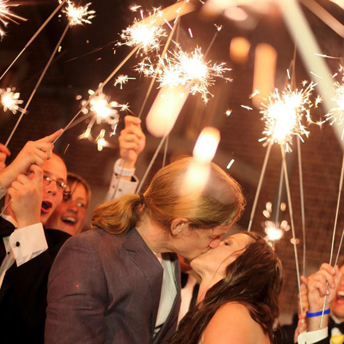 Wedding Sparkler  36 Showtime Wedding Sparklers 48 pk Wedding Sparklers USA
