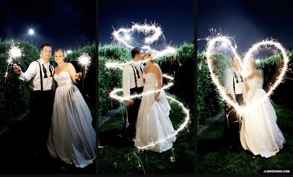 Wedding Sparkler  Ignite Your Night With Sparklers At Your Wedding