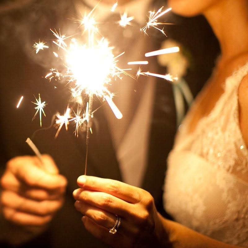 Wedding Sparkler  Sparklers in CyberSPACE Blog Wedding Sparklers LED