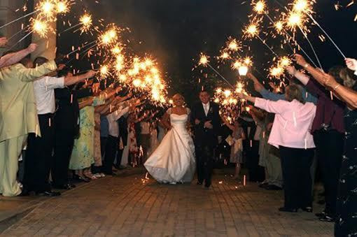 """Wedding Sparkler  Why are 36"""" Wedding Sparklers the Most Popular Choice"""