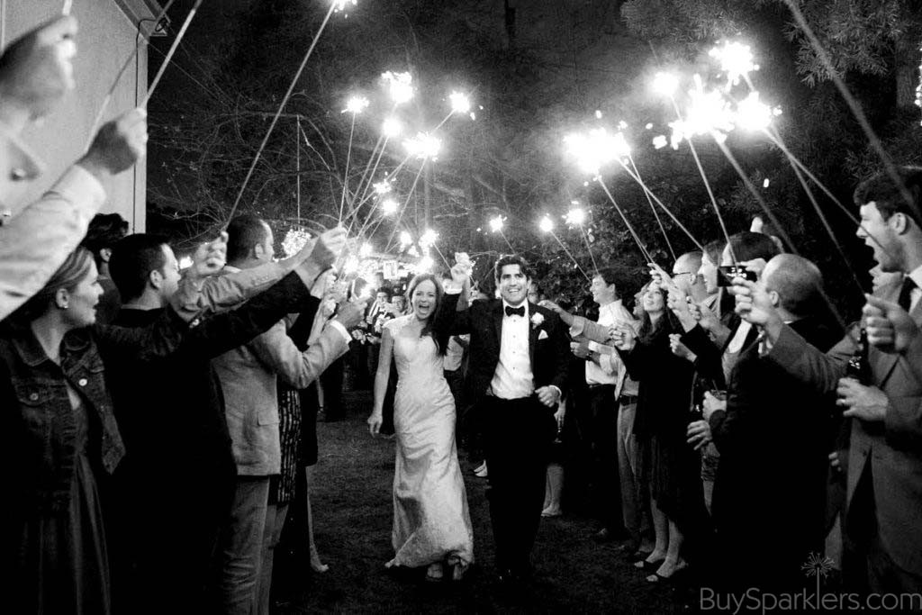 Wedding Sparklers Usa Coupon Code  36 Inch Gold Wedding Sparklers