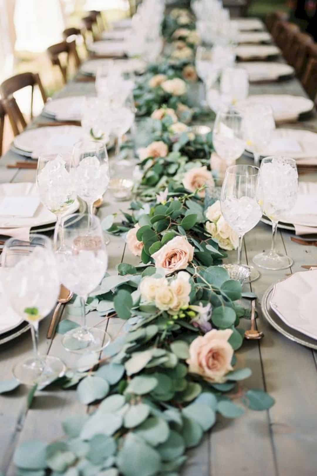 Wedding Table Decorations  17 Adorable Wedding Tables Decorations