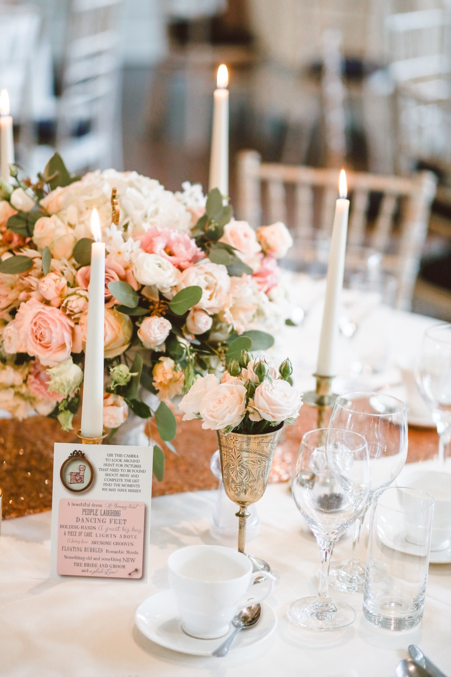 Wedding Table Decorations  How to decorate your wedding tables for under £10