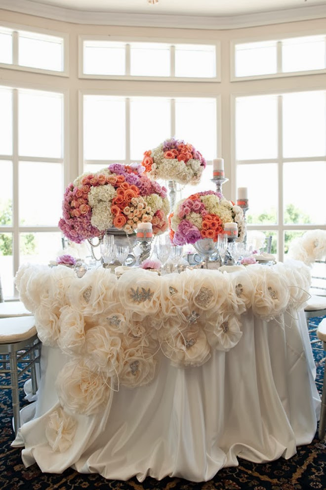Wedding Table Decorations  10 Wedding Table Decor Ideas to Die For Belle The Magazine
