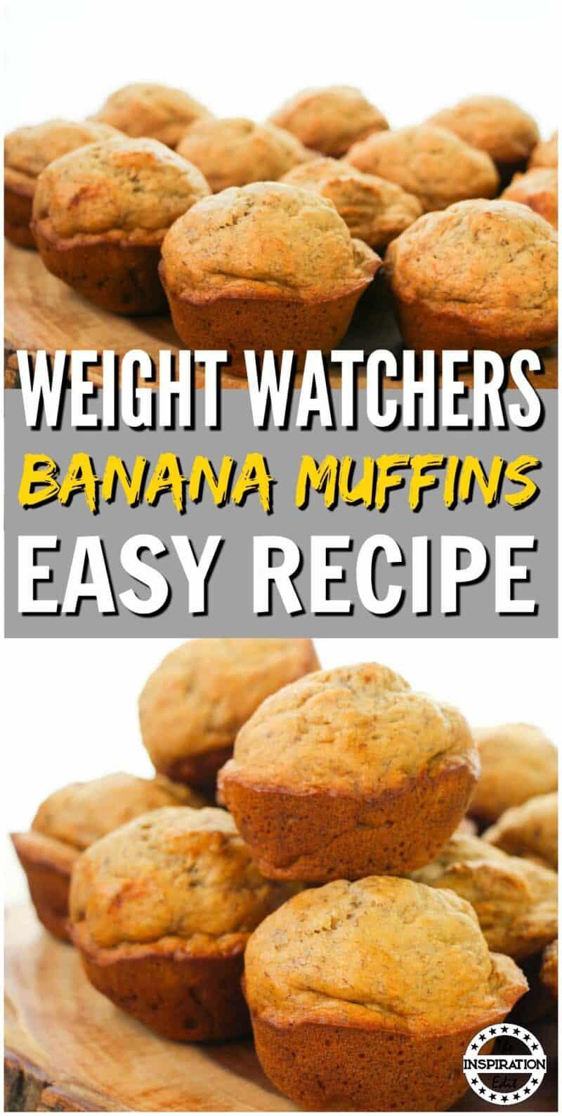 Weight Watchers Banana Recipes  Weight Watchers Banana Muffins Gluten Free · The