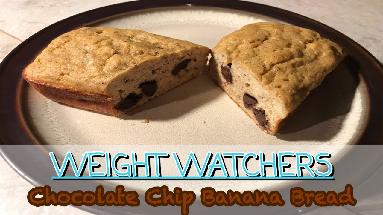 Weight Watchers Banana Recipes  Banana Bread