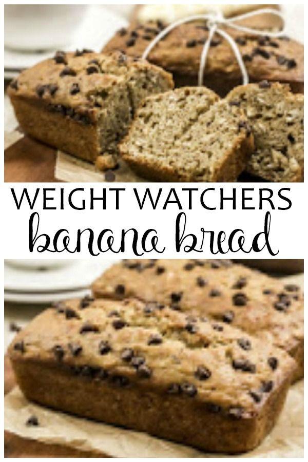 Weight Watchers Banana Recipes  Weight Watchers Banana Bread Recipe