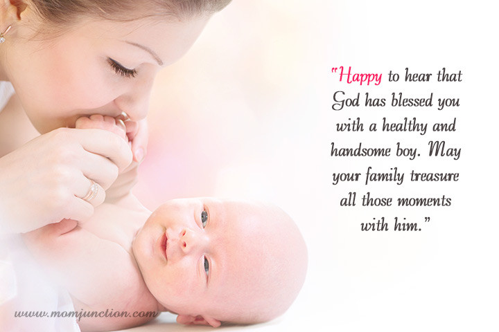 Welcome Quotes For New Born Baby Boy  101 Wonderful Newborn Baby Wishes