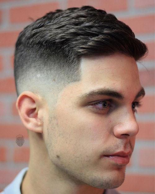 White Boys Hair Cut  35 White Boy Haircuts 2020 Guide