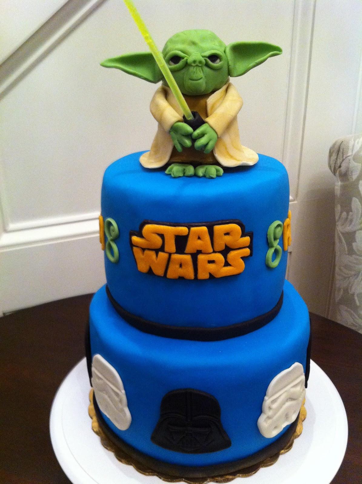 Yoda Birthday Cake  Yoda Birthday Cakes